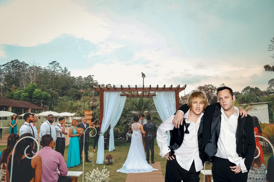 How To Prevent Wedding Crashers From Ruining Your Dream Day